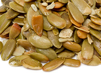 Piping Rock Pumpkin Seeds Raw Unsalted, Shelled