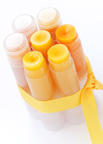 Piping Rock Empty Lip Balm Tubes